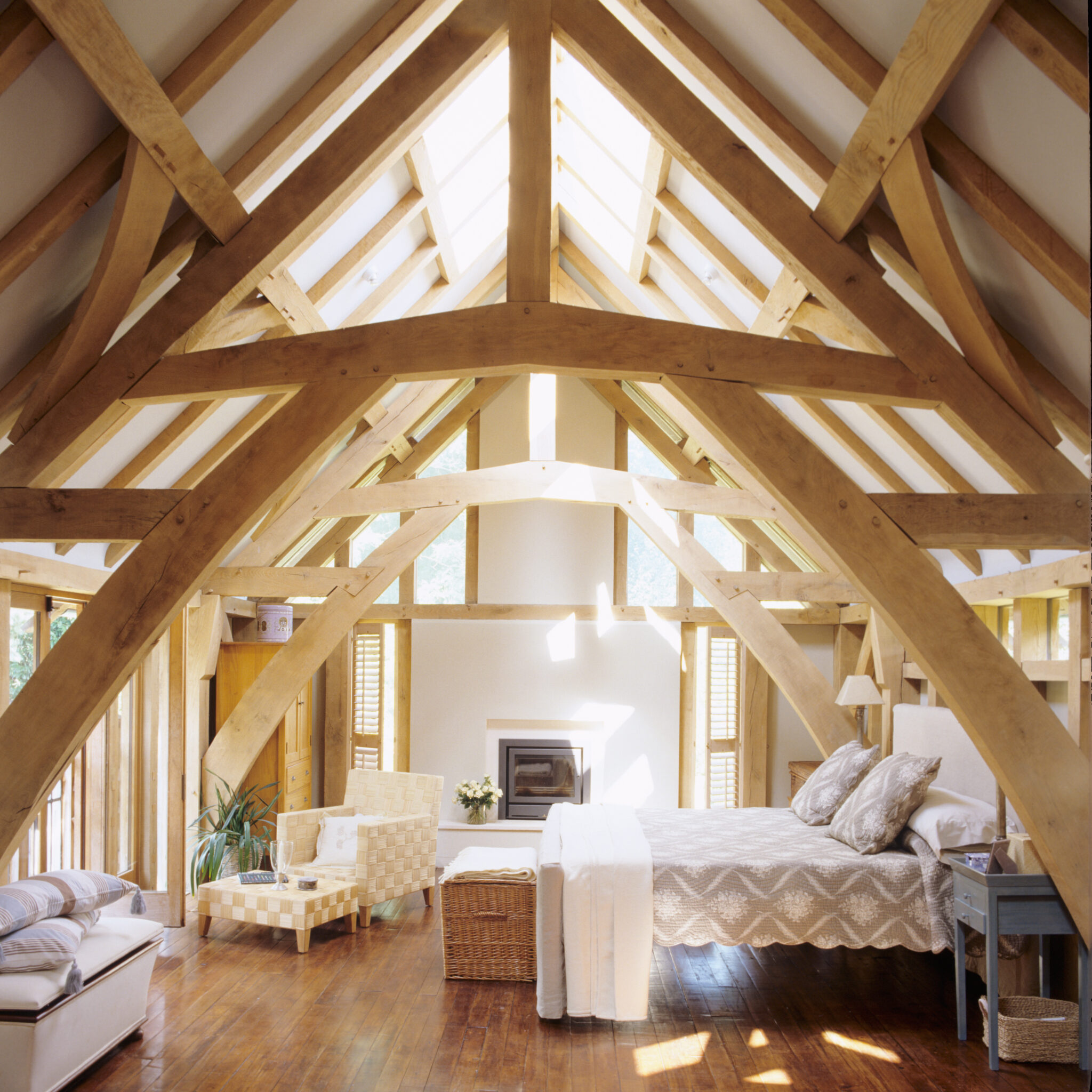 Edwardian style country house | Flooring Attic