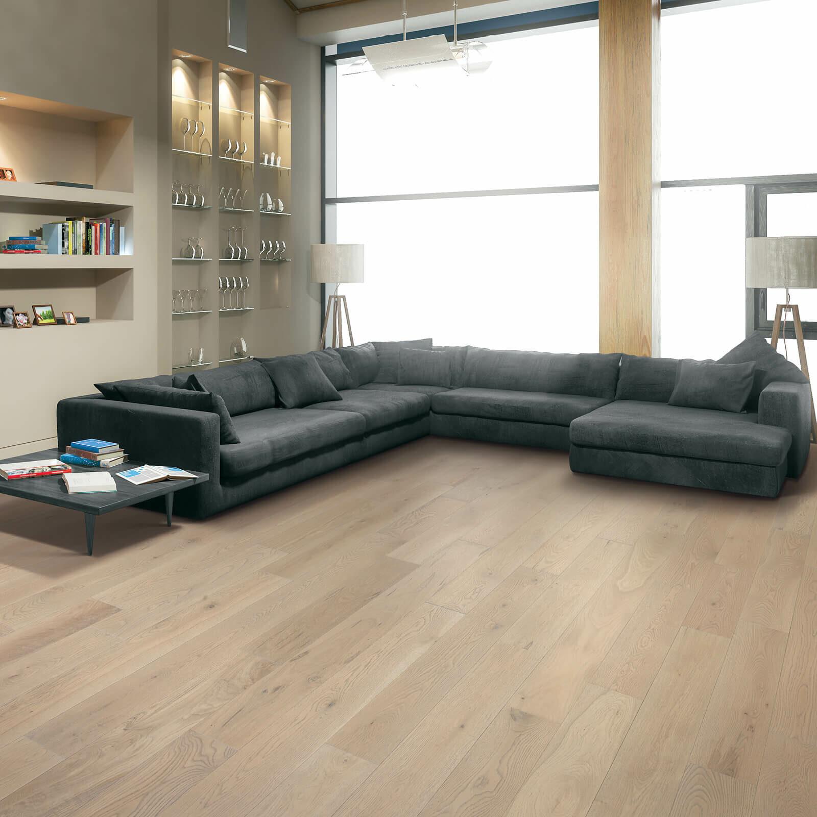 Modern living room flooring | Flooring Attic