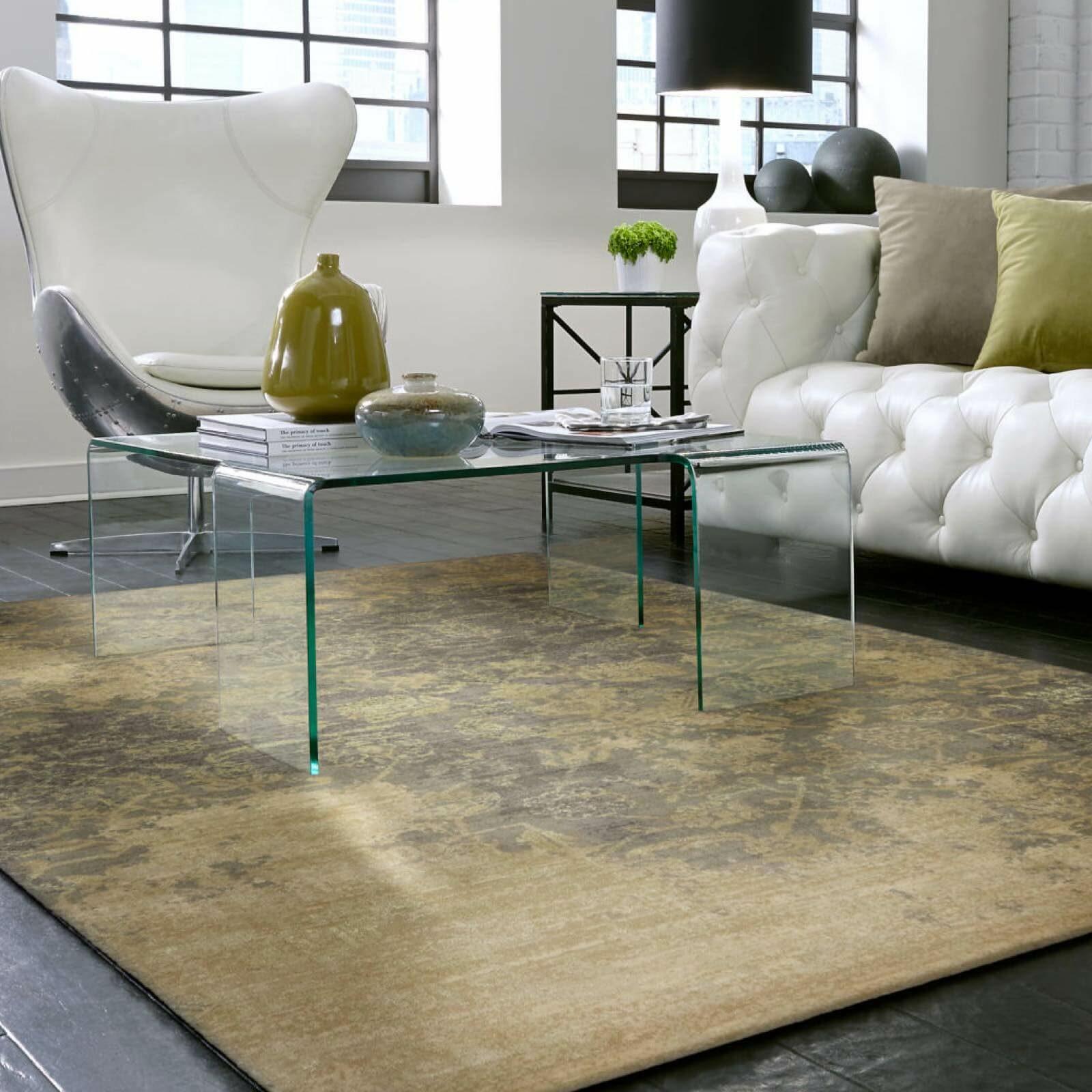 Living room interior | Flooring Attic